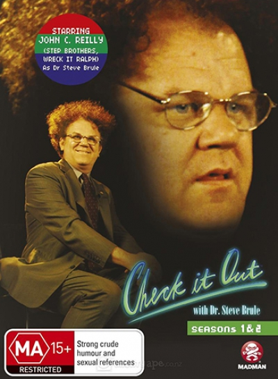 Зацени! С доктором Стивом Брюлем (Check It Out! with Dr Steve Brule)